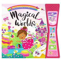 Magical Worlds Board Book