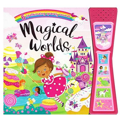 Magic Worlds Board Book image number 1