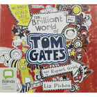 The Brilliant World of Tom Gates: MP3 CD image number 1