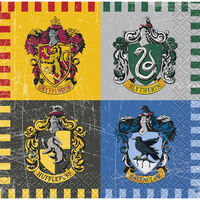 Harry Potter Small Paper Napkins - 16 Pack