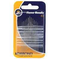 Korbond Home Needle Kit: Pack of 45