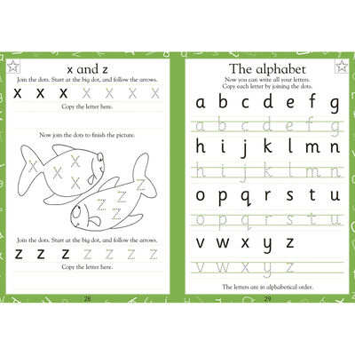 English Made Easy Early Preschool Writing: Ages 3-5 image number 2