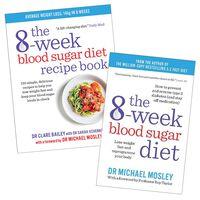 The 8-Week Blood Sugar Diet 2 Book Bundle