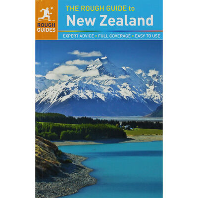 The Rough Guide to New Zealand image number 1
