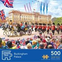 Buckingham Palace 500 Piece Jigsaw Puzzle