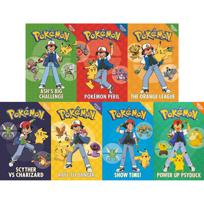 Pokemon Ultimate 14 Book Collection image number 2