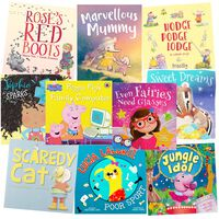 Beautiful Tales: 10 Kids Picture Books Bundle