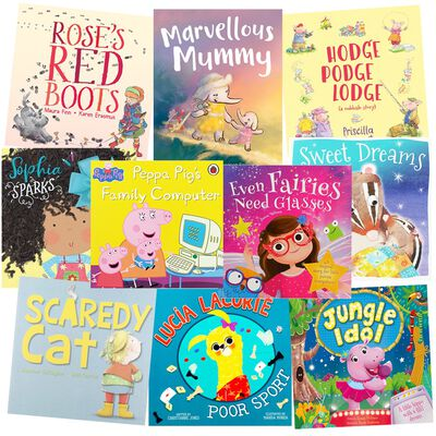 Beautiful Tales: 10 Kids Picture Books Bundle image number 1