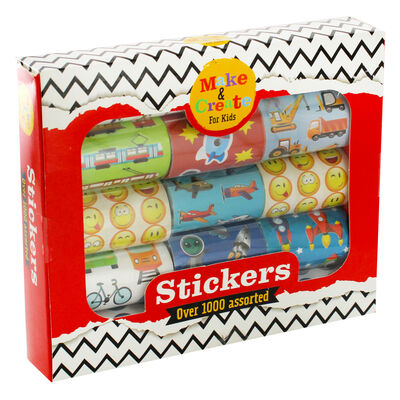 Amazing Sticker Box - Assorted image number 3