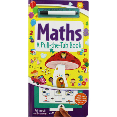 Maths: A Pull-the-Tab Book image number 1