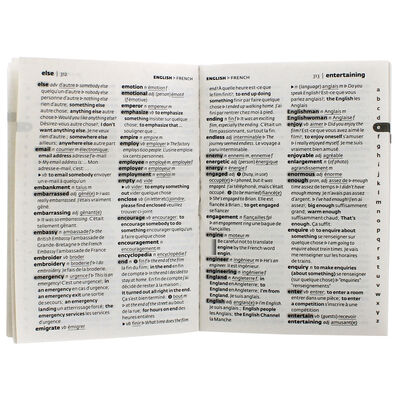 French School Dictionary image number 2