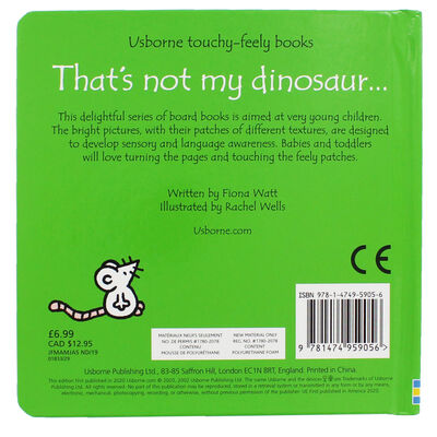 That's Not My Dinosaur image number 3