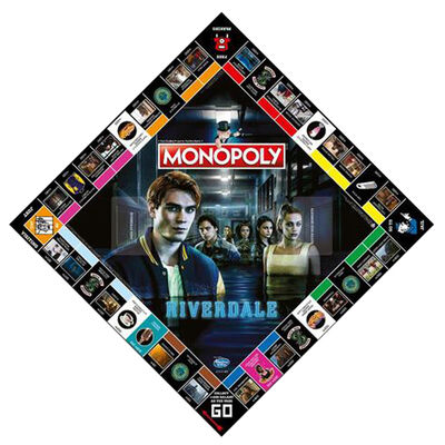 Riverdale Monopoly Board Game image number 3