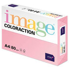 A4 Pale Pink Tropic Image Coloraction Copy Paper: 500 Sheets image number 1
