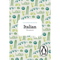 Penguin Italian Phrasebook
