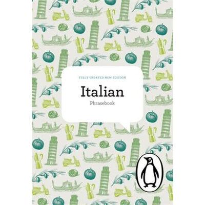 Penguin Italian Phrasebook image number 1