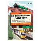 The Big British Railway Puzzle Book image number 1