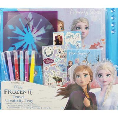 Disney Frozen 2 Travel Creativity Tray image number 2