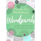 Puzzles For Mindfulness: Wordsearch image number 1