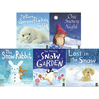 Snowy Stories: 10 Kids Picture Books Bundle image number 3