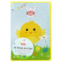 Easter 14 Piece Art Set