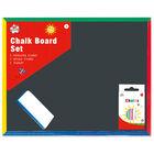 Kids Chalk Board Set image number 1