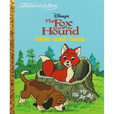 The Fox and the Hound - Hide-and-Seek - A Treasure Cove Story image number 1