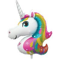 Unicorn Super Shape Helium Balloon
