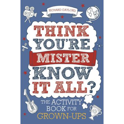 Think You're Mr Know-it-All? image number 1
