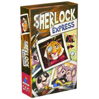 Sherlock Express Board Game
