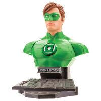 Green Lantern Solid 72 Piece 3D Jigsaw Puzzle