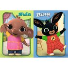 Bing Bunny 4 in 1 Jigsaw Puzzle Set image number 3