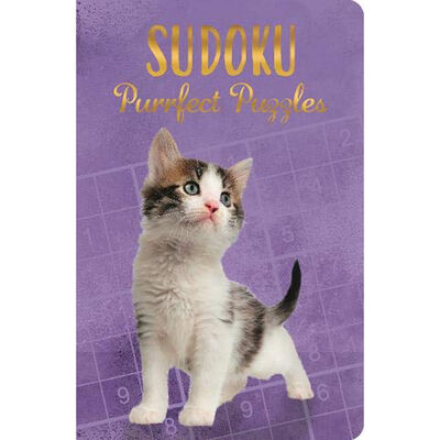 Purrfect Puzzles Sudoku image number 1