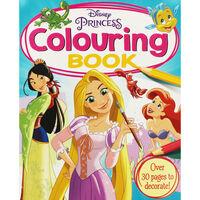 Disney Princess Colouring Book
