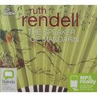 The Speaker of Mandarin: MP3 CD image number 1