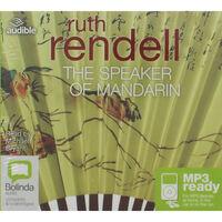 The Speaker of Mandarin: MP3 CD