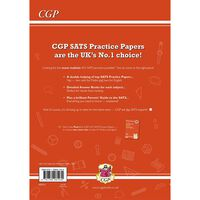 KS1 Maths and English SATS 4-in-1 Practice Papers