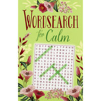 Wordsearch For Calm