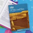Letts Of Mice And Men: GCSE Literature Guide image number 3