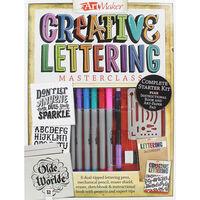 Art Marker Creative Lettering Masterclass