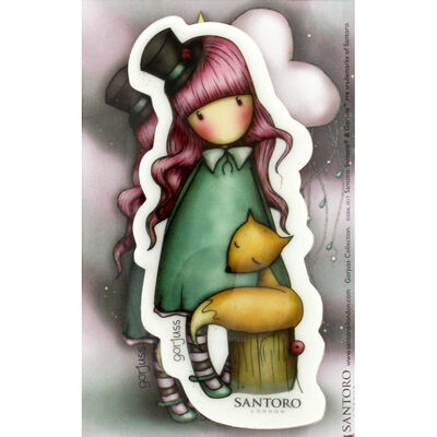 Santoro Rubber Stamp - Number 58 The Dreamer image number 2
