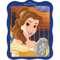 Disney Princess Beauty and the Beast Happier Tin