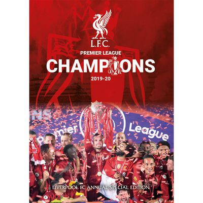 Champions Liverpool FC: Premier League Title Winners image number 1