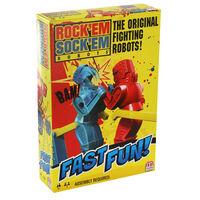 Rockem Sockem Robots - The Original Fighting Robots