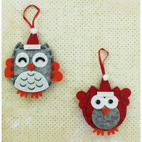 Make Your Own Owl Decorations