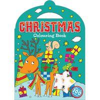 Christmas Colouring Book: Reindeer