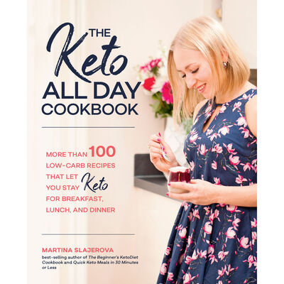 The Keto All Day Cookbook image number 1