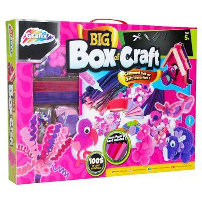 Pink Big Box Of Craft image number 1