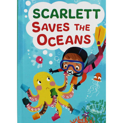Scarlett Saves The Oceans image number 1