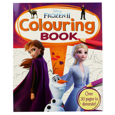 Disney Frozen 2 Activity Collection Bundle image number 2